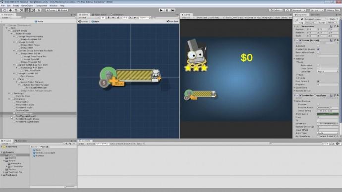 Графика: 33 Создание анимации предметов - видео