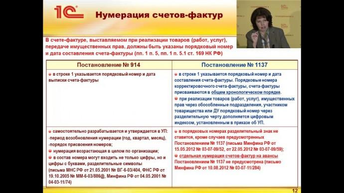ПБУ: НДС актуальные вопросы налогообложения и применения электронных документов Новые воз - видео
