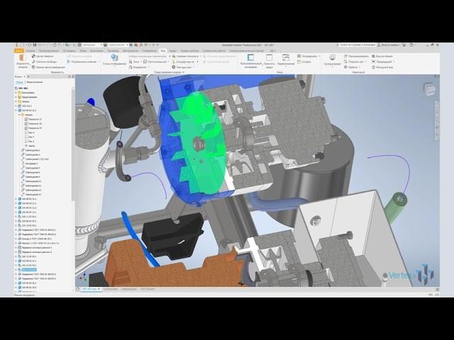 """Графика: Презентация курса """"Профессиональный видеокурс V4.0 по Autodesk Inventor 2021"""" - видео"""