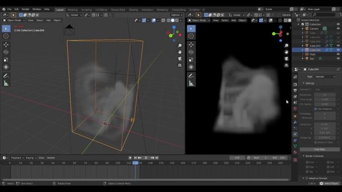 Графика: Курсы зД графики в программе Blender - видео