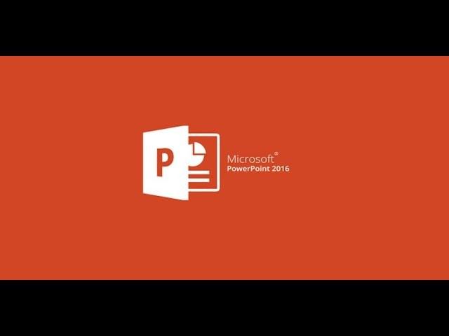 Графика: MS PowerPoint - Режим докладчика. - видео