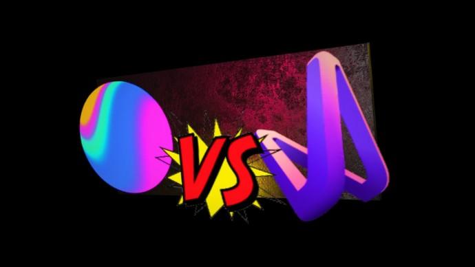 Графика: Spline 3D vs Vectary 3D - видео