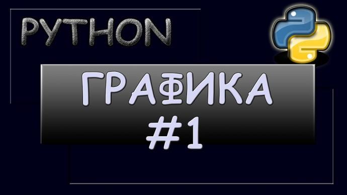 Графика в Python: График функции. - видео