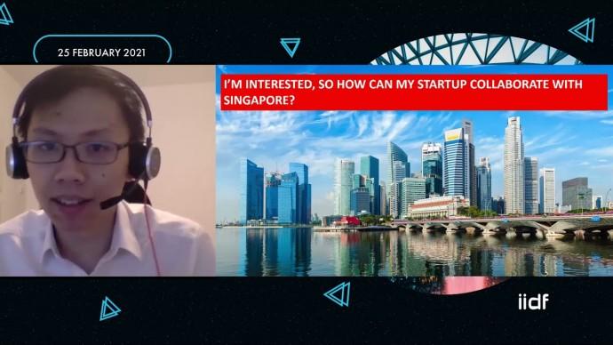 ФРИИ: Технологические тренды и возможности для стартапов в Сингапуре и Юго Восточной Азии - видео