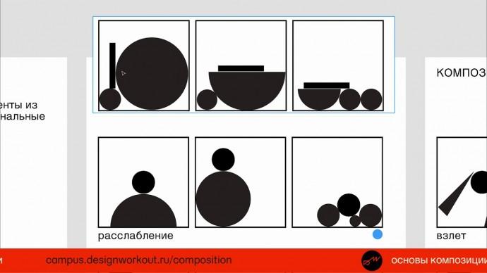 Графика: DW Разбор композиции с триггером - видео
