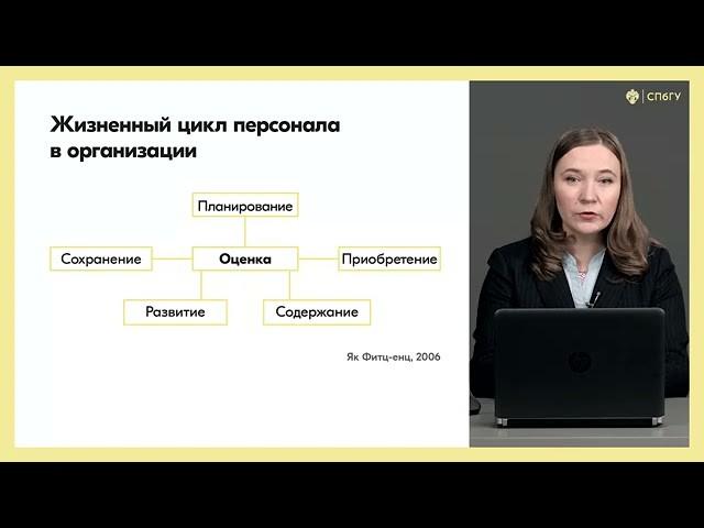 Жизненный цикл персонала в организации (Урок 1) I Инструмент позитивной психологии в менеджмент