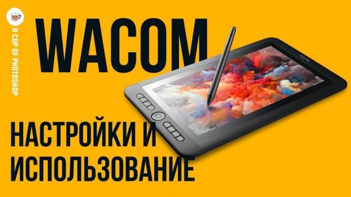 Графика: Как настроить и использовать графический планшет Wacom