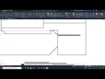 Графика: Построение сборочного чертежа резьбовых деталей в AutoCAD - видео
