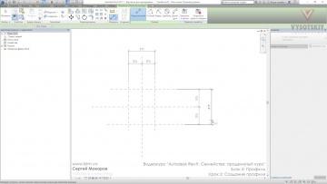 Графика: VC: Курс Autodesk Revit. Семейства: продвинутый уровень: 4.2. Создание профиля - видео