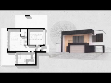 Графика: Archicad в примерах: архитектура | дизайн | ландшафт - видео